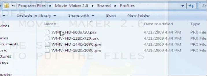 | Autre | Movie Maker 2.6 en HD avec Windows 7 (1080p/720p) Tuto_210