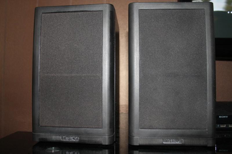 Mission 760i Bookshelf Speakers (Used)(SOLD) Img_3817