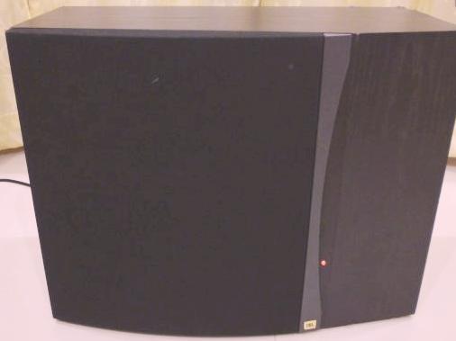 jbl ps120 subwoofer used sold. Black Bedroom Furniture Sets. Home Design Ideas