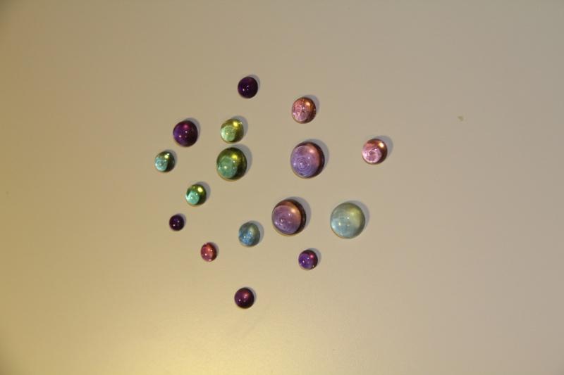 Pendentif quartz rose et tourmaline rose. Img_2213