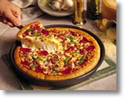 البيتزا المنزلية الأن بين أيديكم وصفة سهلة  Post-210