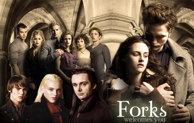 Forks - RPG