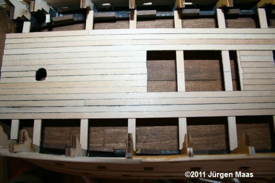 Jürgen's Baubericht Victory aus Holz 1:84 - Seite 4 17072016