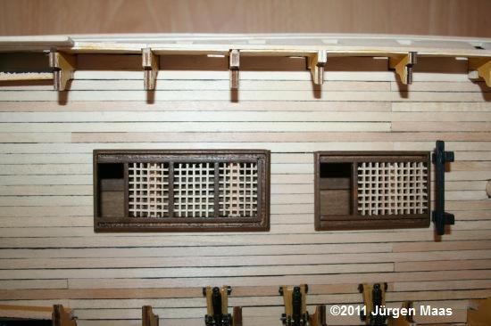 Jürgen's Baubericht Victory aus Holz 1:84 - Seite 5 22072011