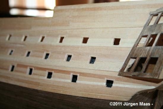 Jürgen's Baubericht Victory aus Holz 1:84 - Seite 3 30061110