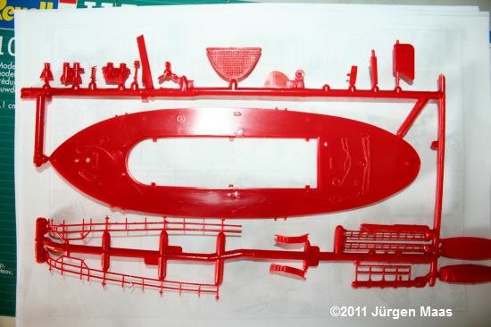 Harbour Tug Boat von Revell 1:108 Harbou26