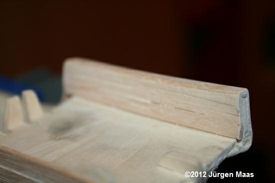 Segelschiff aus Holz ohne Maßstab Schiff29