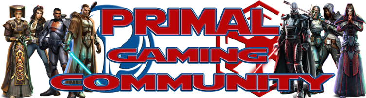 Primal Gaming Community