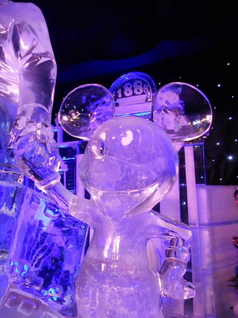 Le festival de sculptures de glaces (thème Disneyland Paris) - Page 2 Bruges13