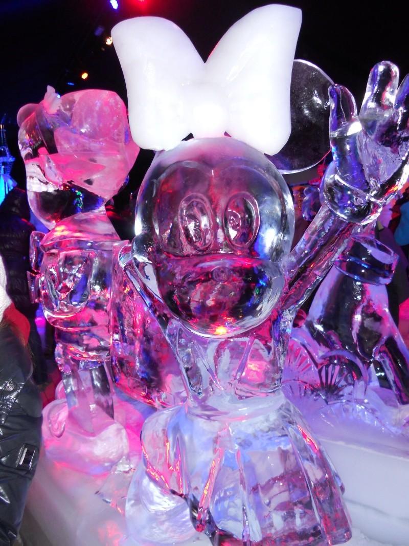 Le festival de sculptures de glaces (thème Disneyland Paris) - Page 2 Bruges14