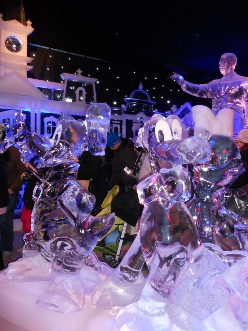 Le festival de sculptures de glaces (thème Disneyland Paris) - Page 2 Bruges17