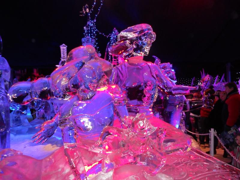 Le festival de sculptures de glaces (thème Disneyland Paris) - Page 2 Bruges18