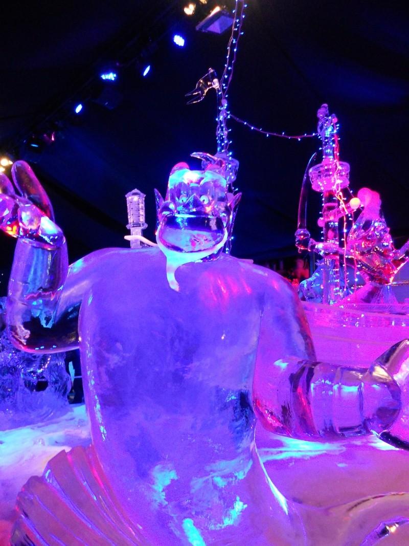 Le festival de sculptures de glaces (thème Disneyland Paris) - Page 2 Bruges20