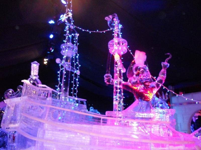 Le festival de sculptures de glaces (thème Disneyland Paris) - Page 2 Bruges21