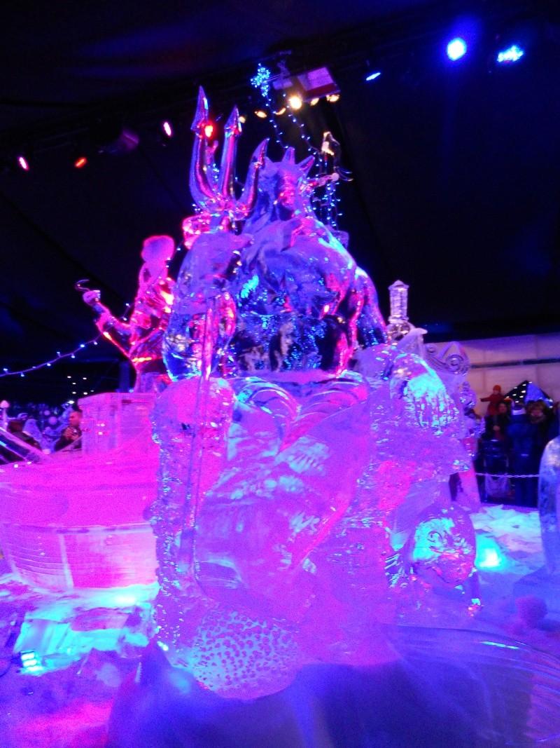 Le festival de sculptures de glaces (thème Disneyland Paris) - Page 2 Bruges23