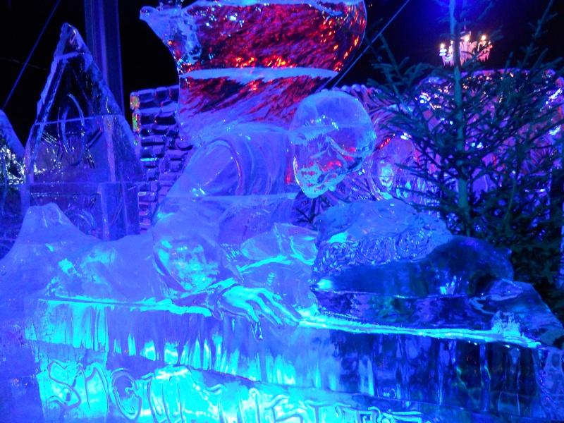 Le festival de sculptures de glaces (thème Disneyland Paris) - Page 2 Bruges24
