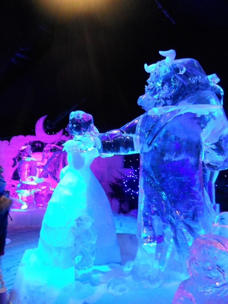 Le festival de sculptures de glaces (thème Disneyland Paris) - Page 2 Bruges26