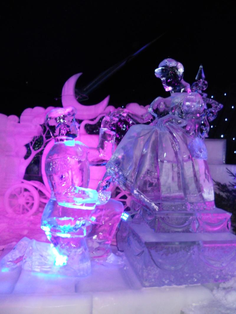 Le festival de sculptures de glaces (thème Disneyland Paris) - Page 2 Bruges27
