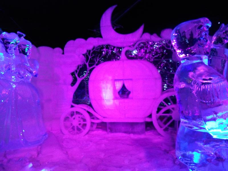 Le festival de sculptures de glaces (thème Disneyland Paris) - Page 2 Bruges28
