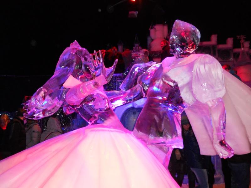 Le festival de sculptures de glaces (thème Disneyland Paris) - Page 2 Bruges33