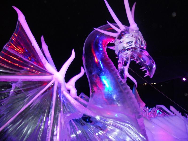 Le festival de sculptures de glaces (thème Disneyland Paris) - Page 2 Bruges34
