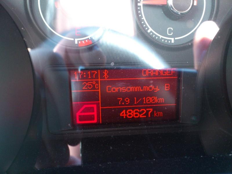 consommation bravo 2 essence  Fiat_b62