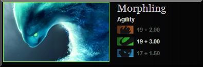 Morphling ( AGI ) Morphl10