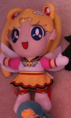 Your most treasured Sailor Moon item? Screen45