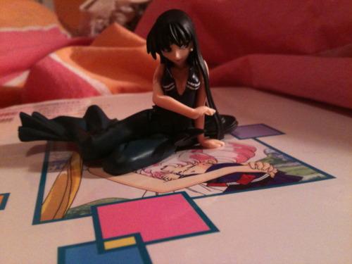 Your most treasured Sailor Moon item? Tumblr87