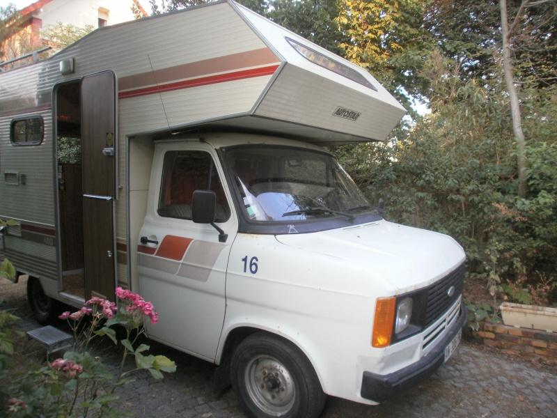 Un petit nouveau avec son ford transit Fordtr12