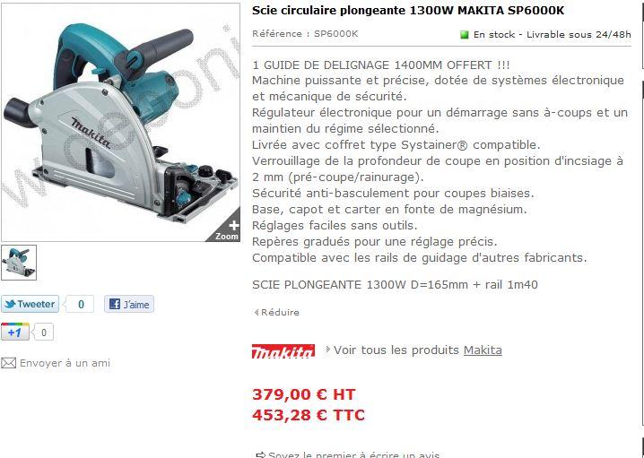 scie DEWALT DWS 520 K 2011_136