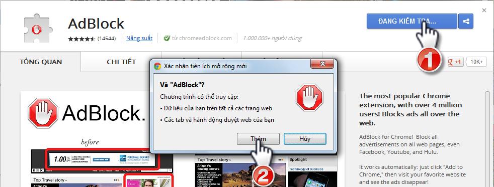 [HD03] Hướng dẫn tắt quảng cáo của Forumotion trong diễn đàn Chrome11