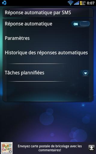 [SOFT] APP Reponse automatique sms  Sc201215
