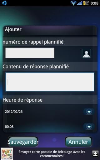 [SOFT] APP Reponse automatique sms  Sc201217