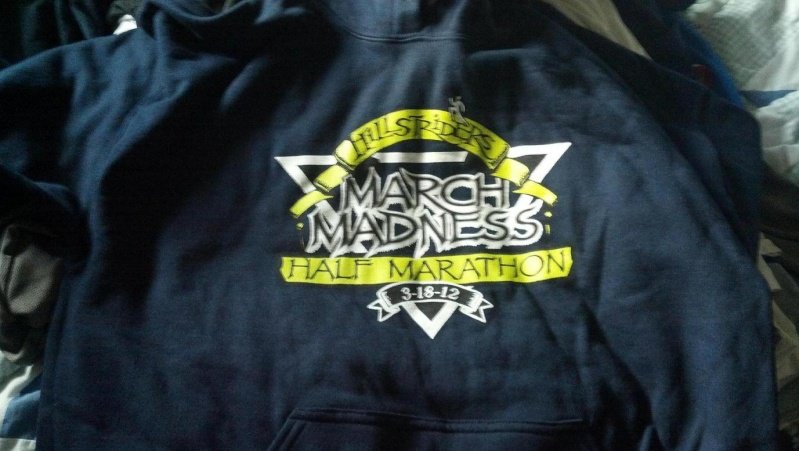 Trademark C&D sent to March Madness Half Marathon Marchm10