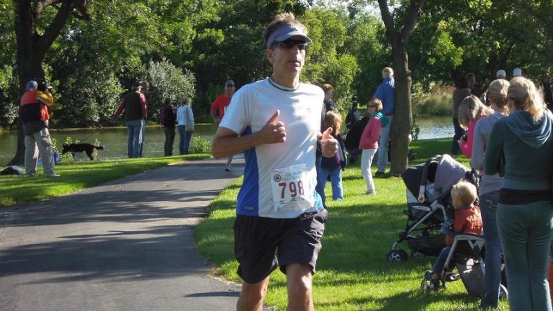 Oak Brook Half Marathon Oakbro10