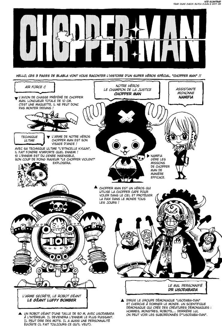 Omake One Piece Choppe10