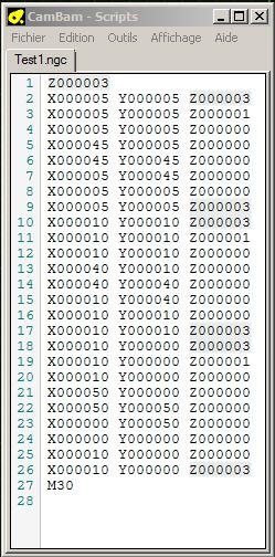 Le projet 4L1C3, micro-cnc format A4 Gcode210
