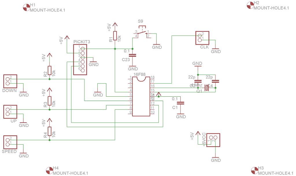Motorisation numérique d'une table de fraiseuse S1310