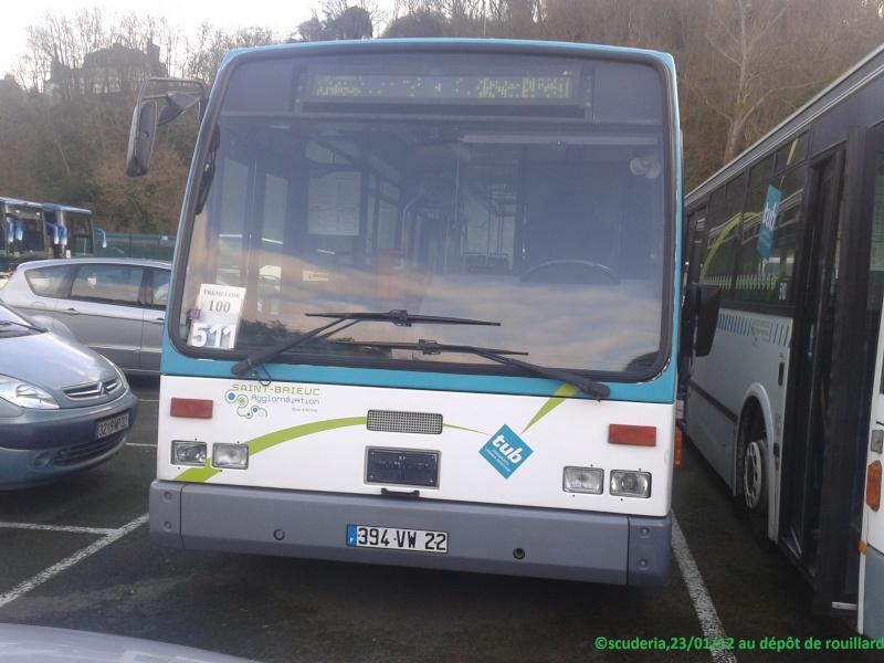 Saint Brieuc (22) -  TUB Ascude29