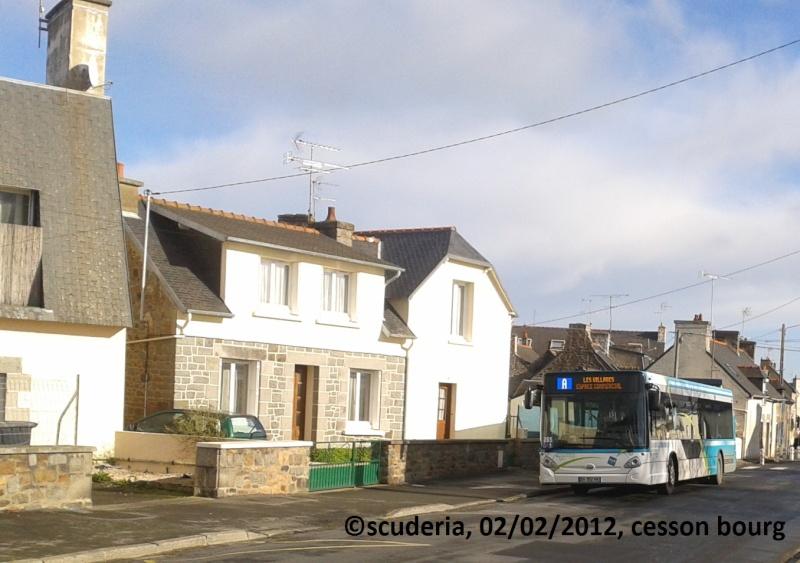 Saint Brieuc (22) -  TUB Heulie21