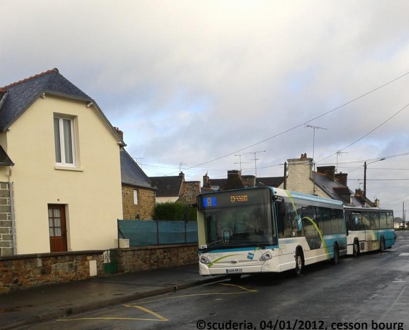 Saint Brieuc (22) -  TUB Heulie29