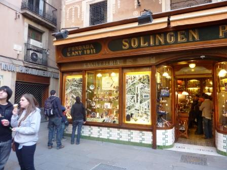 Barcelone - séjour à Barcelone Barcel21
