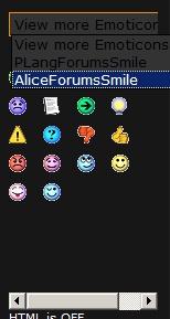 Programming Language Community Forums Update 7/26/11 Alicef10
