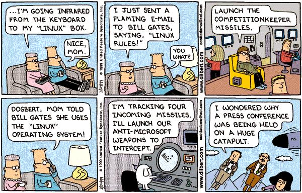 Funny Dilbert Comics. Dilber11