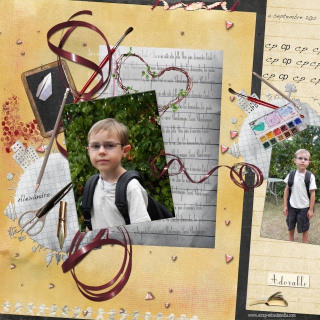 Les pages d'OCTOBRE 2012 - Page 9 Alexan12