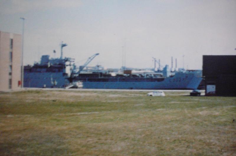 La base en 1986 P1070415