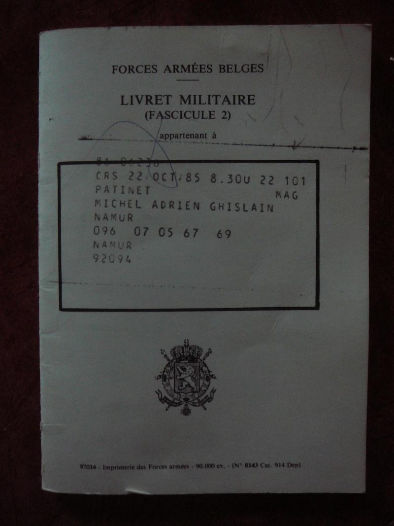 le Livret Militaire P1080213