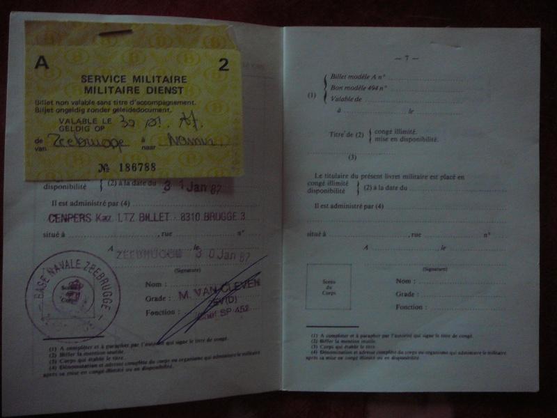 le Livret Militaire P1080216