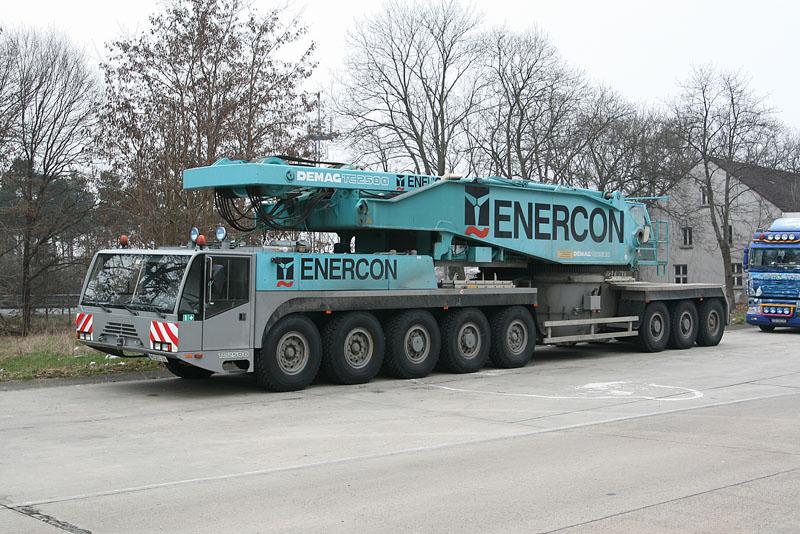 Les grues de ENERCON (Allemagne) 78965913